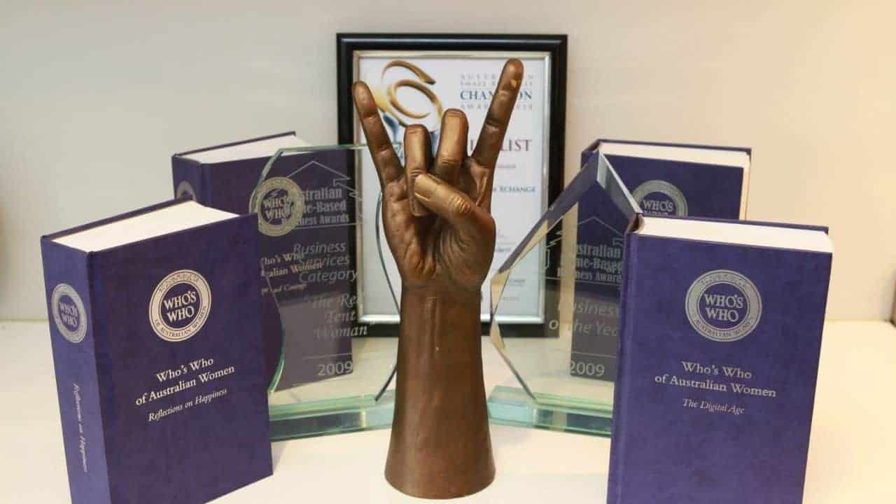 How to Promote Your Business Award