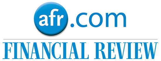 Australian Financial Review with Dr Jim Minifie