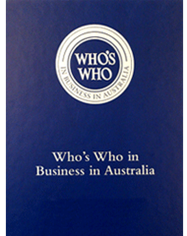 Whos who in business logo