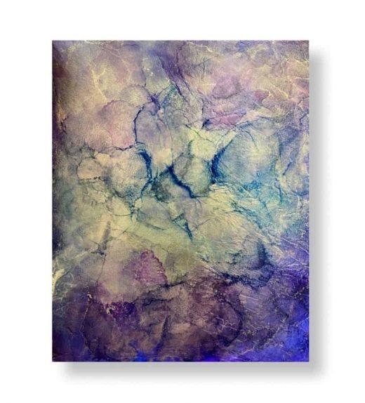 Purple something by Ludwina Dautovic
