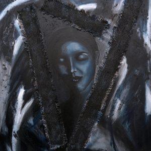 Abstract art by Ludwina Dautovic