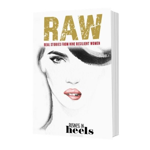 RAW - Real stories from nine resilient women Co-Author, Ludwina Dautovic